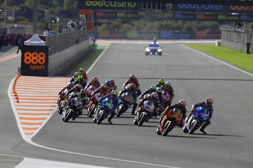 MotoGP, Gran Premio de Europa