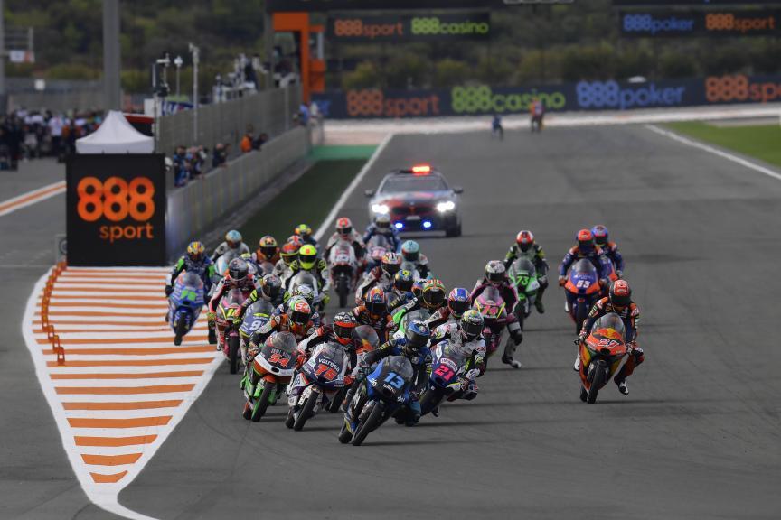 Moto3, Gran Premio de Europa