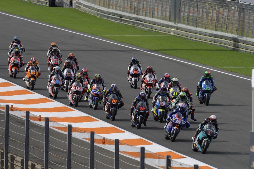 Moto2, Gran Premio de Europa