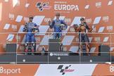 Joan Mir, Alex Rins, Pol Espargaro, Gran Premio de Europa