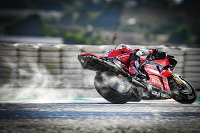 Le foto più belle del Gran Premio de Europa