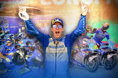 Coveted Triple Crown in sight for Suzuki