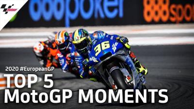 Cosa ricorderemo del GP de Europa?