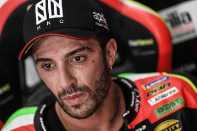 Andrea Iannone receives four-year ban after losing appeal