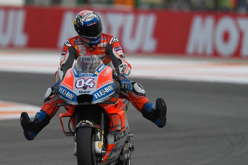 Ducati, MotoGP™, 2018
