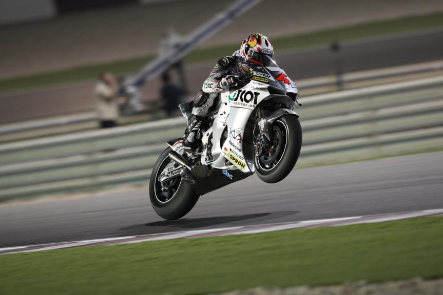 Honda, MotoGP™, 2008