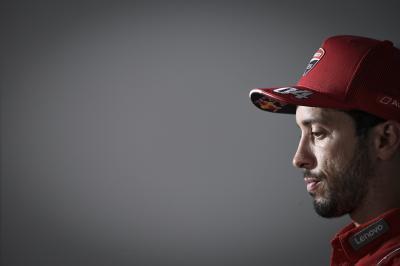 """Dovizioso, un anno sabbatico: """"Ma tornerò in MotoGP™"""""""