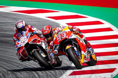 A look back at Dovizioso's Grand Prix career