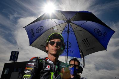 Confermata la partecipazione di Rossi al GP di Valencia