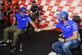 Joan Mir, Alex Rins, Team Suzuki Ecstar, Gran Premio Motul de la Comunitat Valenciana