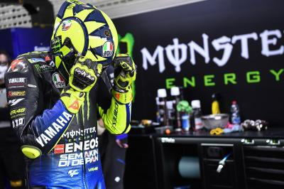 Rossi relieved to finally put 'nightmare' month behind him