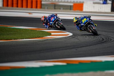 Is the Suzuki the best bike on the MotoGP™ grid?