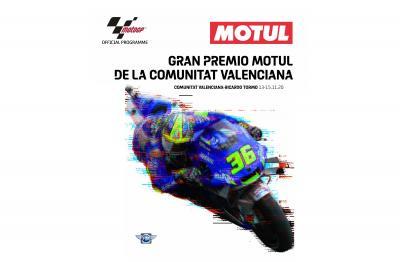 Descárgate el Programa Oficial del nuevo GP de Valencia