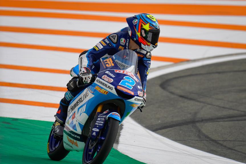Gabriel Rodrigo, Kőmmerling Gresini Moto3, Gran Premio Motul de la Comunitat Valenciana