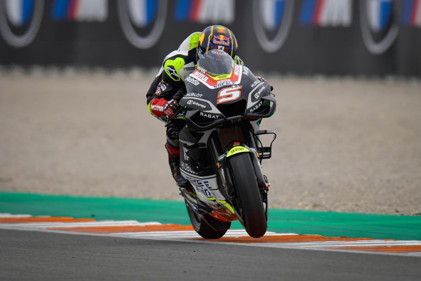 Johann Zarco, Esponsorama Racing, Gran Premio Motul de la Comunitat Valenciana