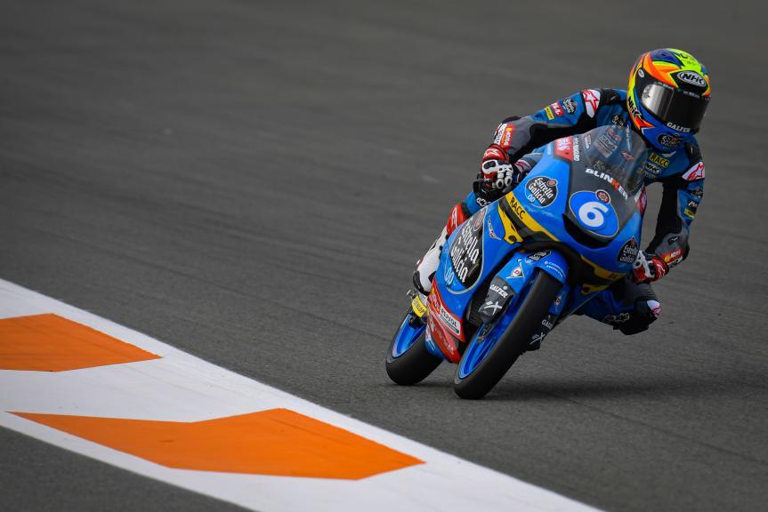 Ryusei Yamanaka, Estrella Galicia 0,0, Gran Premio Motul de la Comunitat Valenciana