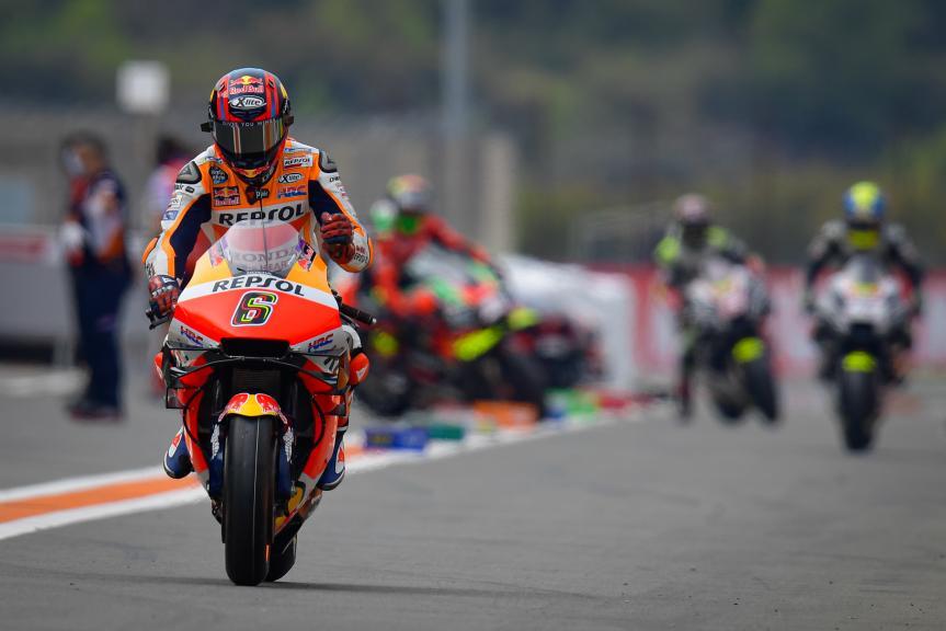 Stefan Bradl, Repsol Honda Team, Gran Premio Motul de la Comunitat Valenciana