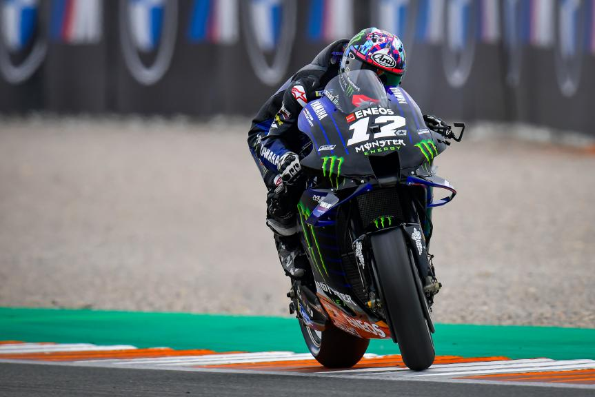 Maverick Vinales, Monster Energy Yamaha MotoGP, Gran Premio Motul de la Comunitat Valenciana