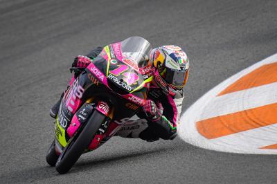 GP de Valence – Moto3™: Masia se rapproche d'Arbolino en FP2