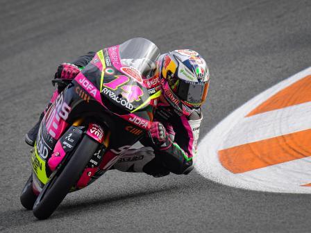 Moto3, Free Practice, Gran Premio Motul de la Comunitat Val