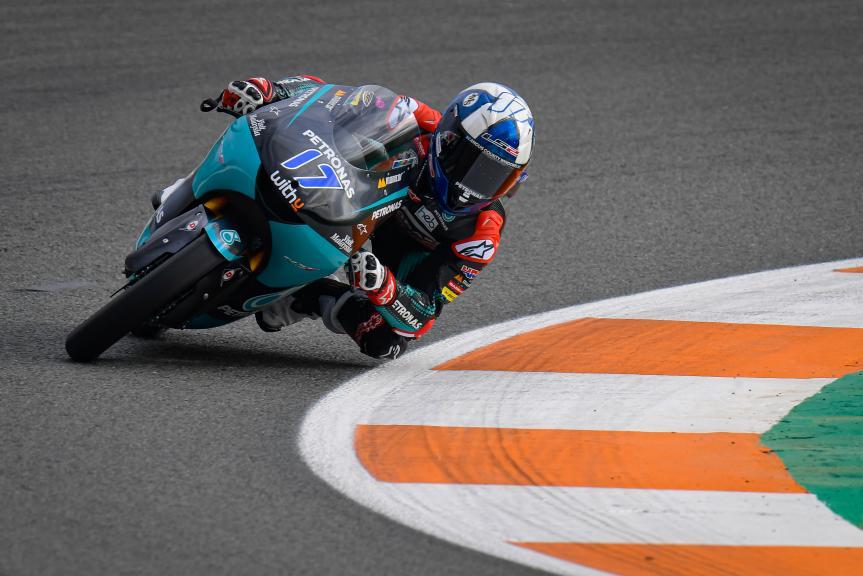 John Mcphee, Petronas Sprinta Racing, Gran Premio Motul de la Comunitat Valenciana