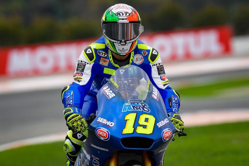Lorenzo Dalla Porta, Italtrans Racing Team, Gran Premio Motul de la Comunitat Valenciana