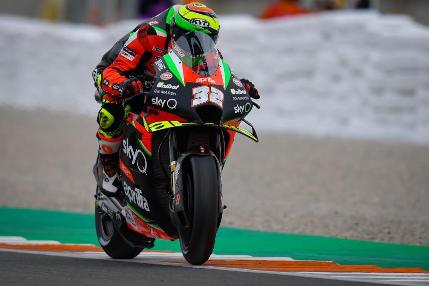 Lorenzo Savadori, Aprilia Racing Team Gresini, Gran Premio Motul de la Comunitat Valenciana