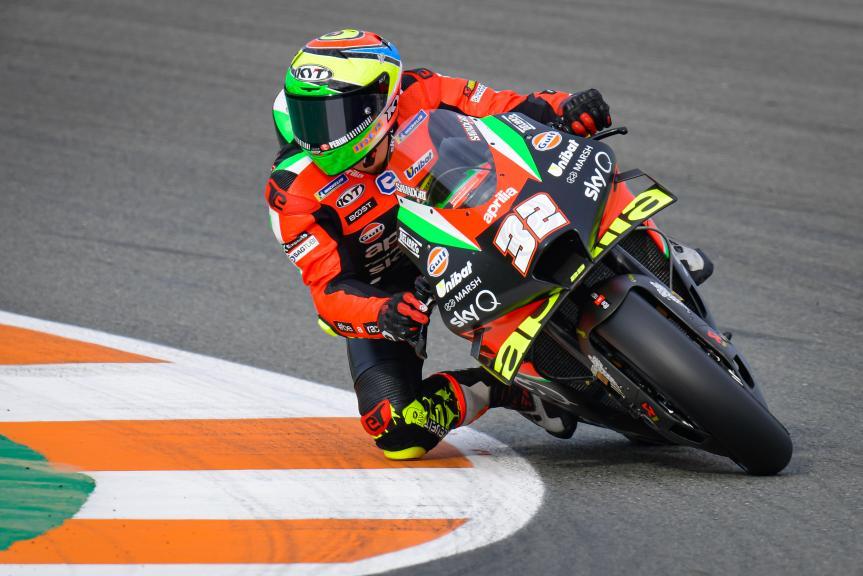 Lorenzo Savadori, Aprilia Factory Racing, Gran Premio Motul de la Comunitat Valenciana