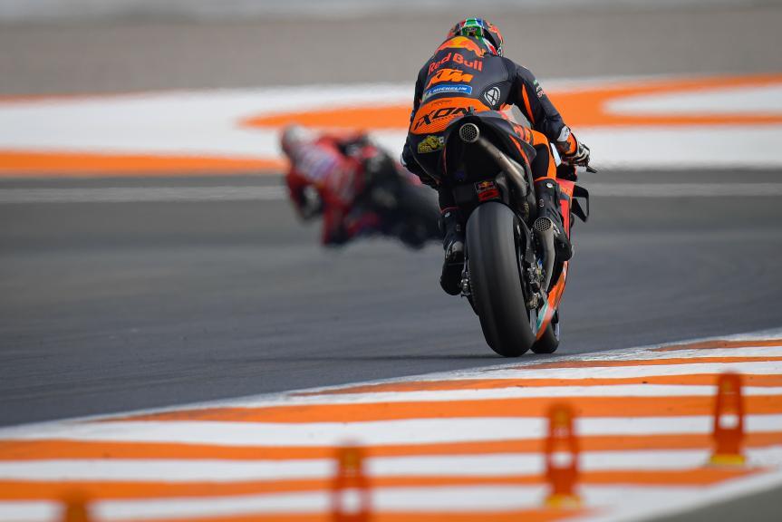 Brad Binder, Red Bull KTM Factory Racing, Gran Premio Motul de la Comunitat Valenciana