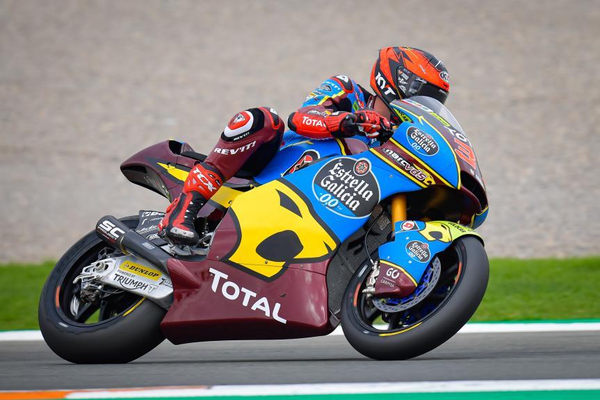 Augusto Fernandez, EG 0,0 Marc VDS, Gran Premio Motul de la Comunitat Valenciana