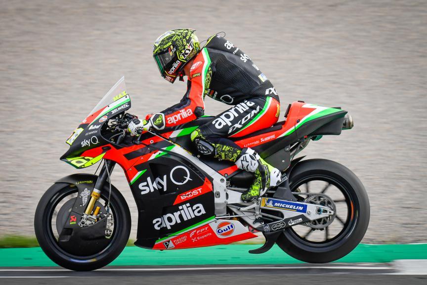 Aleix Espargaro, Aprilia Racing Team Gresini, Gran Premio Motul de la Comunitat Valenciana