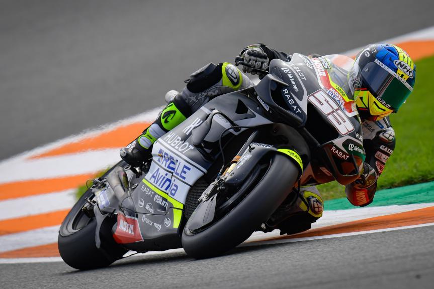 Tito Rabat, Esponsorama Racing, Gran Premio Motul de la Comunitat Valenciana