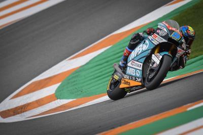 Navarro domina la FP1 della Moto2™