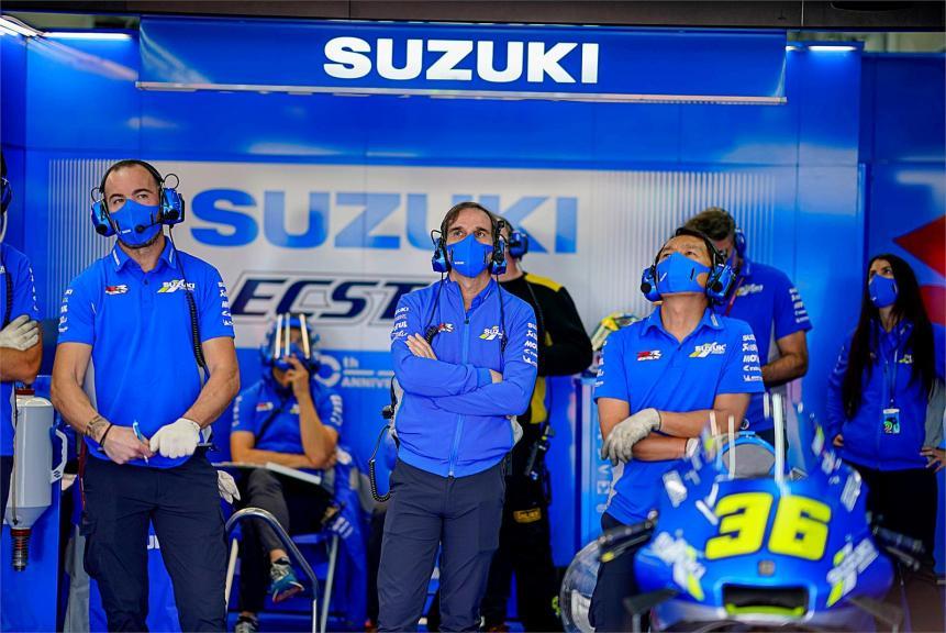 Davide Brivio_Team Suzuki Ecstar_VAL_2020