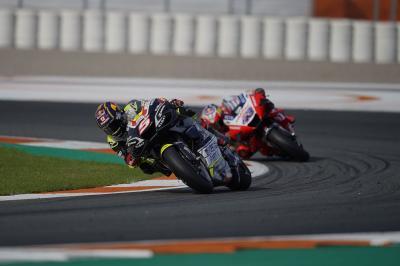Qui a le meilleur rythme pour le GP de Valence ?