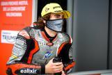 Stefano Manzi, MV Agusta Temporary Forward, Gran Premio Motul de la Comunitat Valenciana