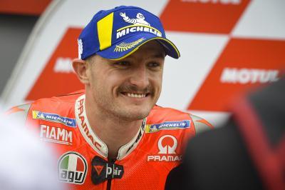 Miller suspira por ser el décimo ganador del año en MotoGP™