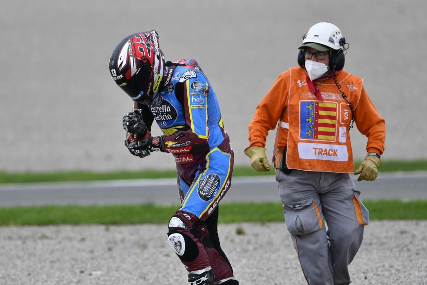 Sam Lowes, EG 0,0 Marc VDS, Gran Premio Motul de la Comunitat Valenciana