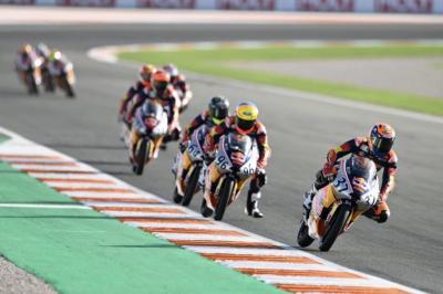Red Bull MotoGP™ Rookies Cup : Gara 11 a Valencia