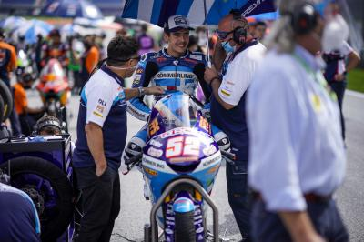 Alcoba, Rookie of the Year en Moto3™