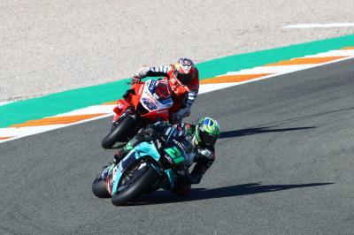 GRATISI! Die letzte Runde des MotoGP™ -Rennens beim Valencia