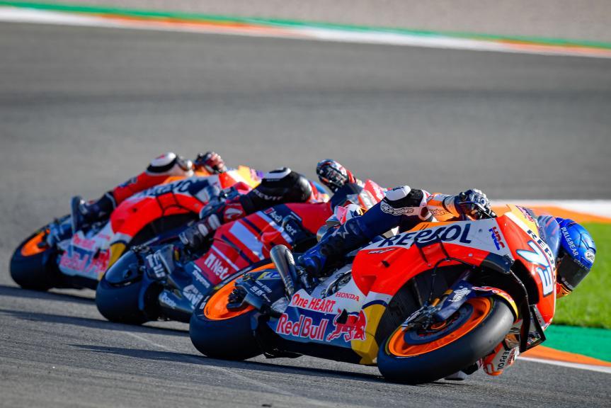 Alex Marquez, Repsol Honda Team, Gran Premio Motul de la Comunitat Valenciana