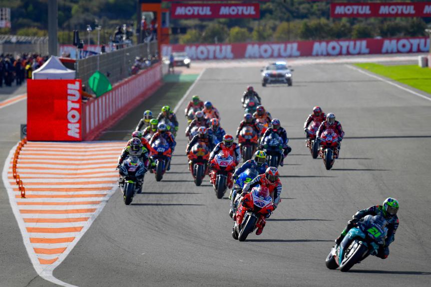 MotoGP, Race, Gran Premio Motul de la Comunitat Valenciana