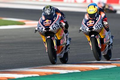 David Muñoz doubles up in Valencia Rookies Cup finale