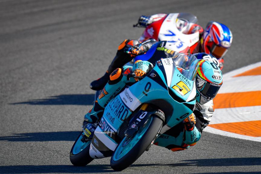 Jaume Masia, Leopard Racing, Gran Premio Motul de la Comunitat Valenciana