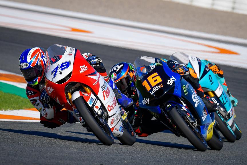 Ai Ogura, Andrea Migno, Gran Premio Motul de la Comunitat Valenciana