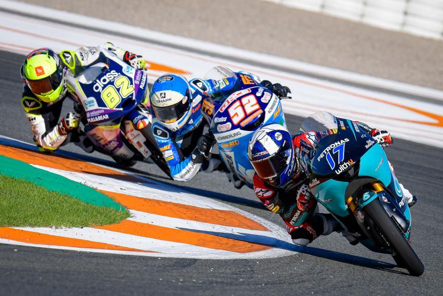 John Mcphee, Jeremy Alcoba, Gran Premio Motul de la Comunitat Valenciana