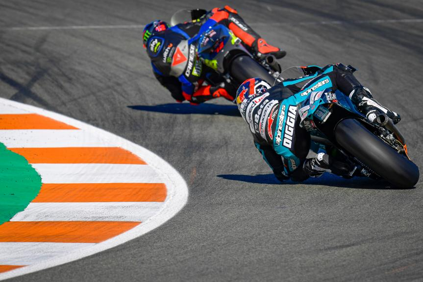 Fabio Di Giannantonio,MB Conveyors Speed Up, Gran Premio Motul de la Comunitat Valenciana