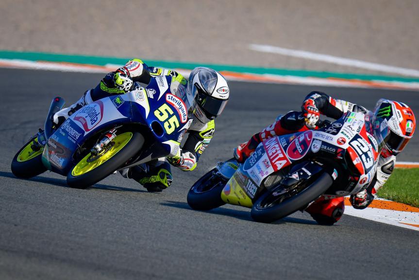 Niccolo Antonelli, Stefano Nepa, Gran Premio Motul de la Comunitat Valenciana
