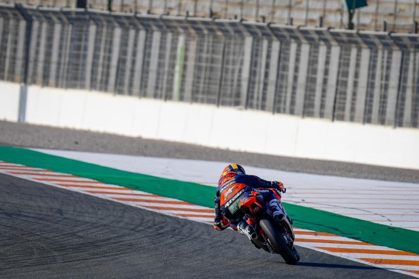 Raul Fernandez, Red Bull KTM Ajo, Gran Premio Motul de la Comunitat Valenciana